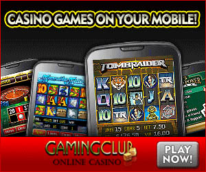 gaming club casino mobile